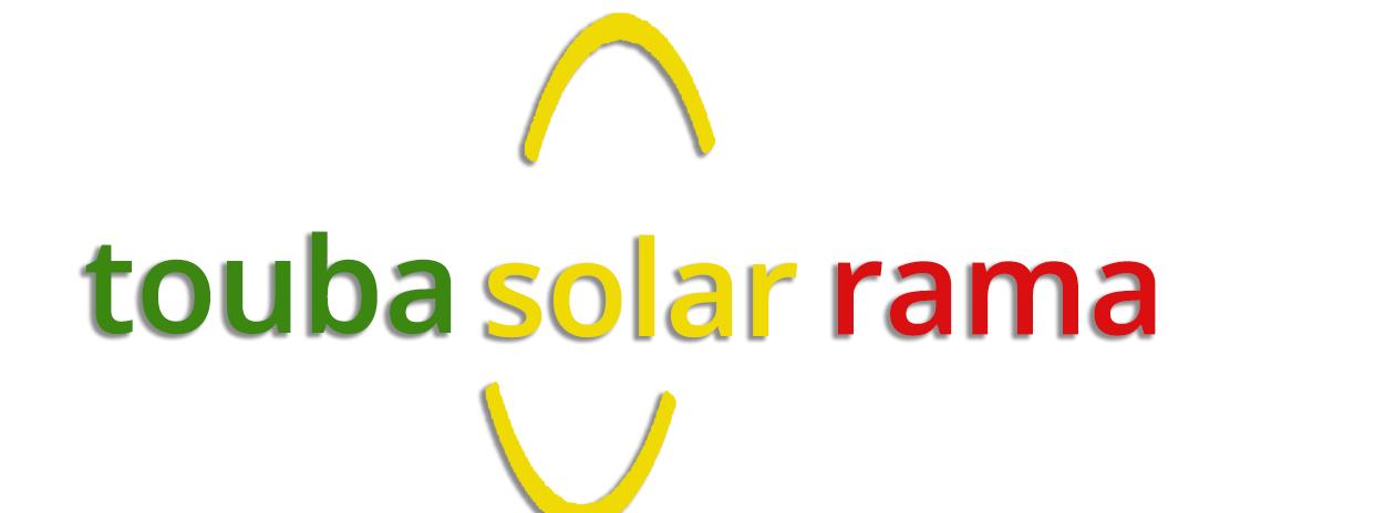 Touba Solar Rama Logo